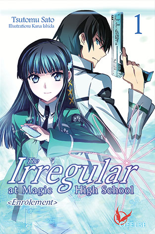The irregural at magic high school